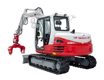 TB290-2 VOLEE VARIABLE (8,7t) Takeuchi